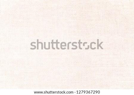 Natural linen background #1279367290