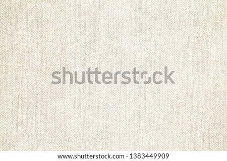 Natural linen texture as background #1383449909