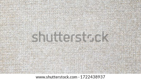 Natural linen texture as background Photo stock ©