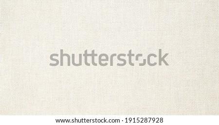 Natural linen texture as background Foto d'archivio ©