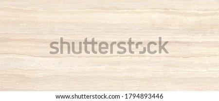 Natural marble beige texture satinado.Travertine soft. Foto stock ©