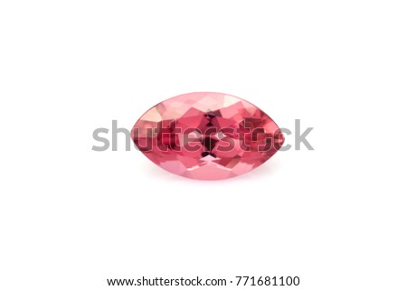 Natural Pink Tourmaline gemstone
