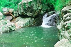 Natural pool Srilanka