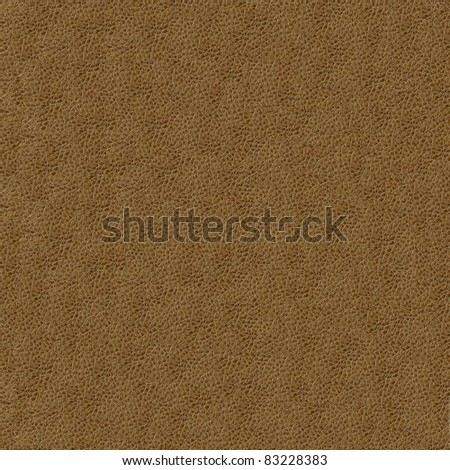 Natural qualitative brown leather texture