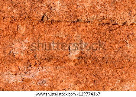 Natural sandstone background in Valley of Fire, Nevada, USA