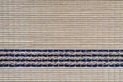 Natural sisal woven mixed surface,texture and color.
