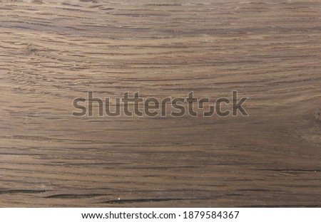 Natural Smoked knotty oak wood texture background. Smoked knotty oak veneer surface for interior and exterior manufacturers use. Stock photo ©