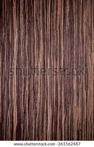 Natural stained rich wood background pattern.
