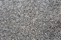 Natural stone. Grey, black and white granite texture, granite surface and background. Material for decoration texture, interior design