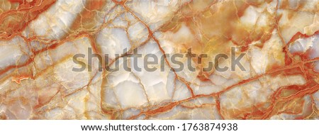 natural  texture of marble with high resolution. glossy slab marbel texture of stone for digital wall tiles and floor tiles. granite slab stone ceramic tile. onyx texture of marbl ストックフォト ©