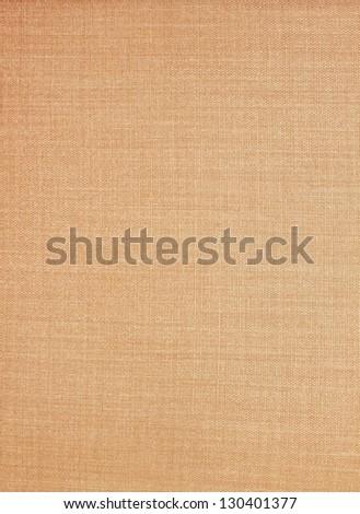 Natural Vintage Linen Burlap Textured Fabric Texture