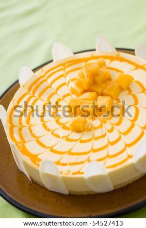 Naturally delicious cake