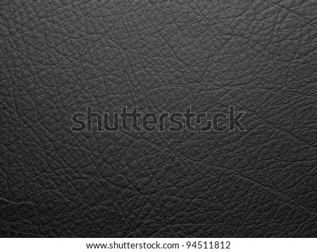 Nature dark leather - stock photo