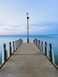 Nature lake Lake Erie mussels calm water placid lake waves