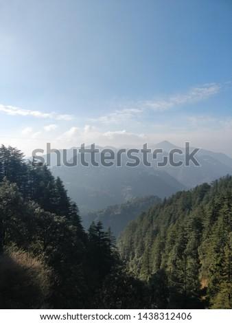 Nature & Landscape pics near Mussoorie & Char Dukan