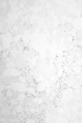 Nature monochrome in white and grey tracery marble, elegant and durable material for countertop in the kitchen