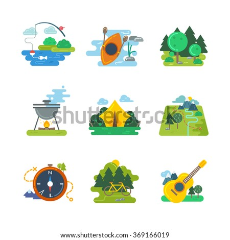 Nature, outdoor and forest activites