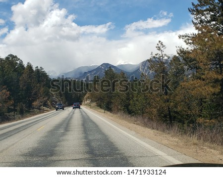 Nature Photography of the beautiful Colorado Rocky Mountains  #1471933124
