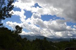Nature  Rain Clouds sceneries(views) of azad kashmir Landscapes of Azad kashmir pakistan (The northern part of Azad Jammu and Kashmir )