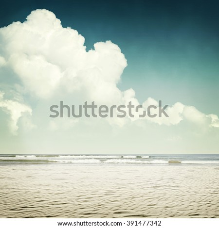 nature tropic background in...