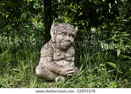 Naughty Gnome