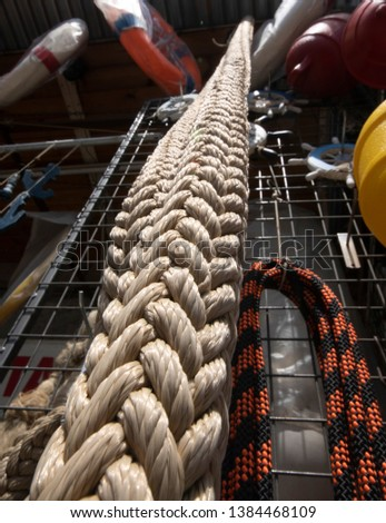 Nautical Rope, Rope Rope Reel Colorful Ropes #1384468109