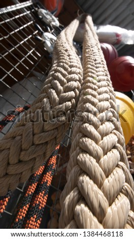 Nautical Rope, Rope Rope Reel Colorful Ropes #1384468118