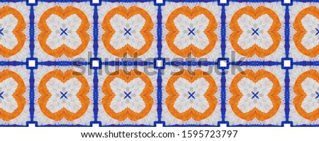 Navajo Vintage Textile. African Textile Pattern. Modern Mexico. Woven Fabric. Patchwork Design. Swimwear Stripe. Blue and white Tribal Mirror Tile. Geometrical Motifs.