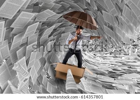 Navigate the storm of bureaucracy