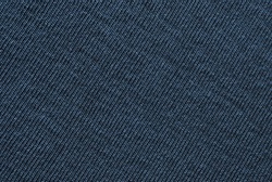 Navy blue knit fabric texture as background