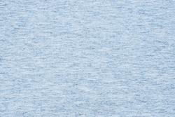 Navy blue soft melange fabric texture as background