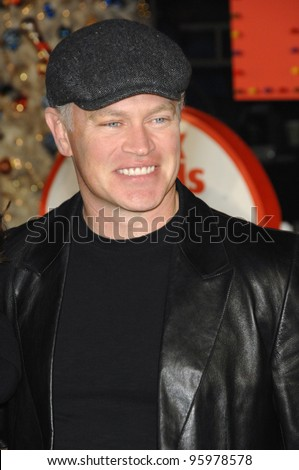 "NEAL McDONOUGH at the world premiere of ""Deck the Halls"" at Grauman's Chinese Theatre, Hollywood. November 12, 2006  Los Angeles, CA Picture: Paul Smith / Featureflash"