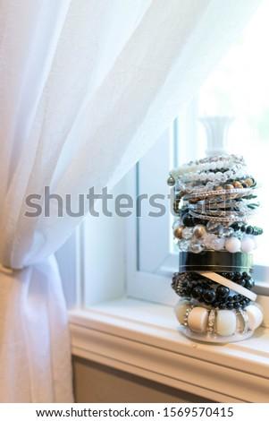 necklace bracelet women woman jewelry bright white bathroom accessory accessories