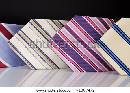 neckties collection