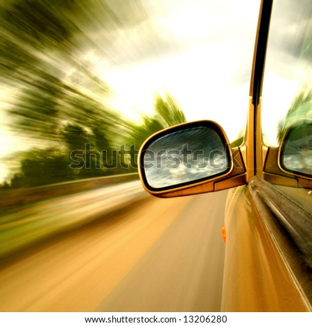 need speed - stock photo