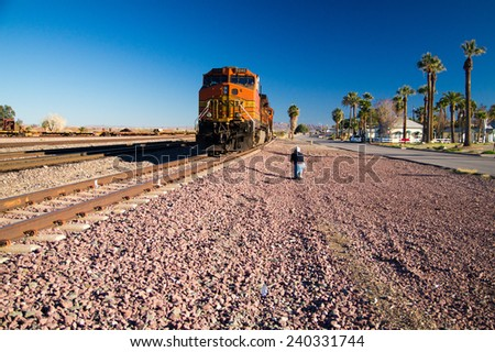 needles  california usa  ...