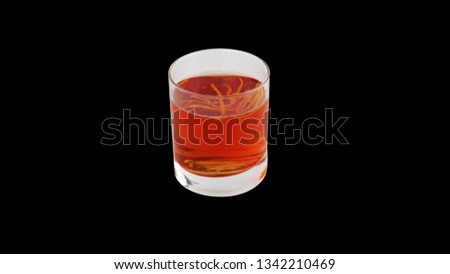 Negroni Cocktail Picture