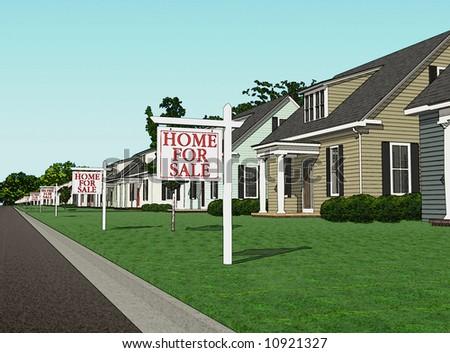 Neighborhood for Sale