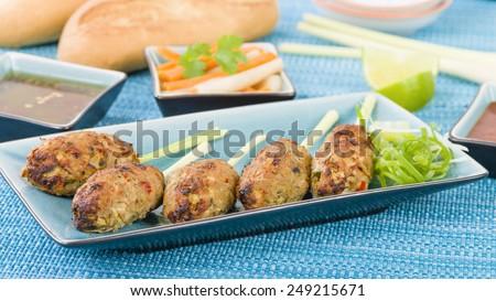 Satays & Kebabs - Food on a Stick