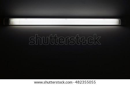 Neon tube light #482355055