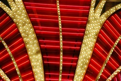 Neons in Las Vegas, Nevada, USA