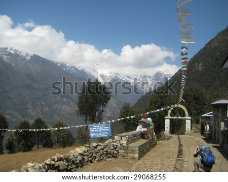 nepal himalaya expedition