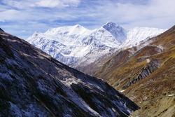 Nepal, Himalayas, Annapurna Conservation Area, Annapurna Cirquit Track