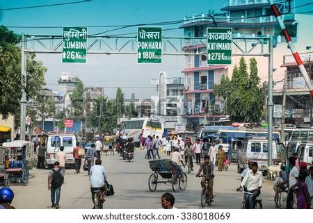 nepal   india frontier  india  ....