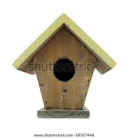 Nest box birdhouse