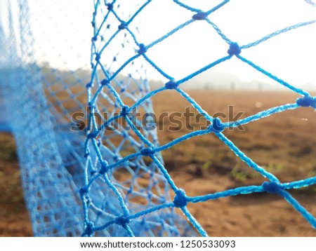 net boundary around a playground  #1250533093