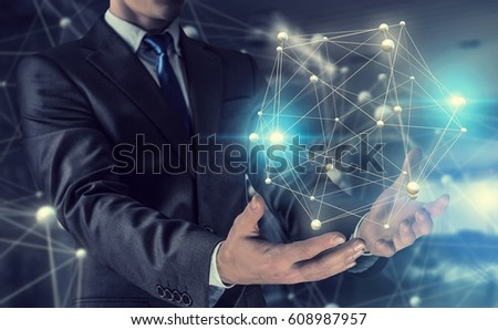 Network and future technology #608987957