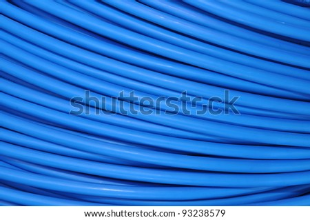 Network cable for data communication systems