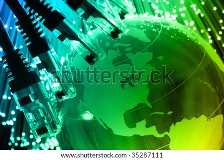 Network cable global