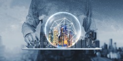 Networking technology, internet of things, buildings technology and smart city